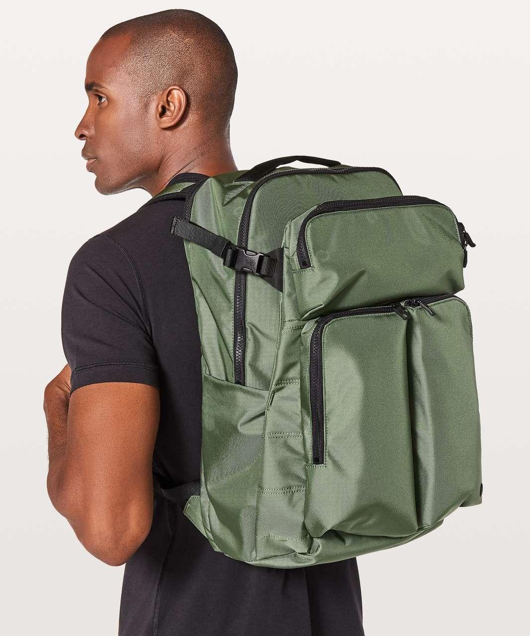 Lululemon Assert Backpack *30L - Green Twill