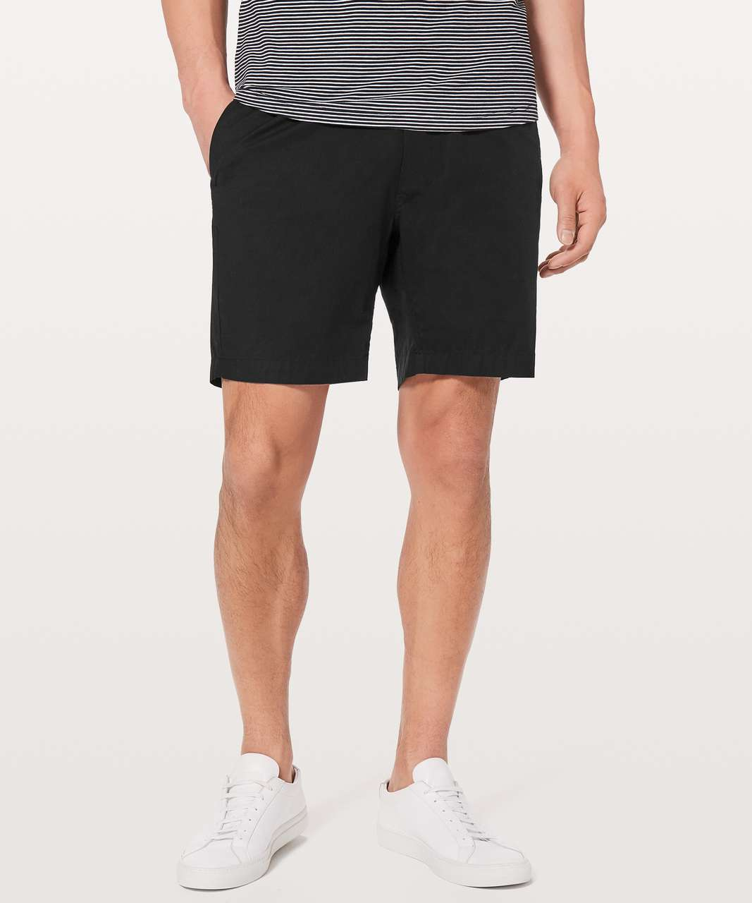 "Lululemon Bowline Short *8"" - Black"
