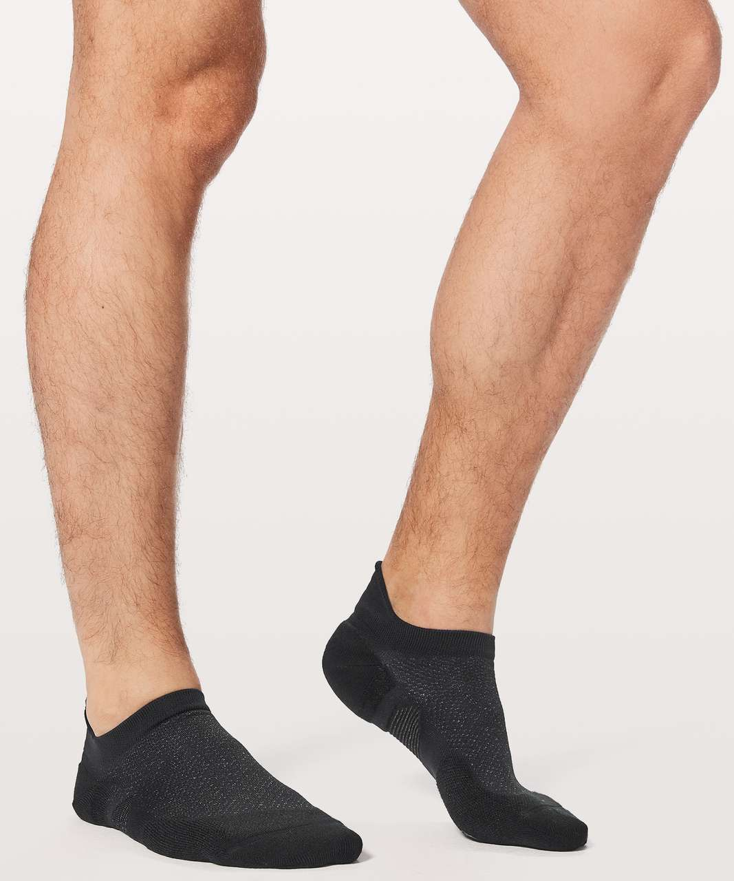 Lululemon T.H.E. Sock *Silver - Black