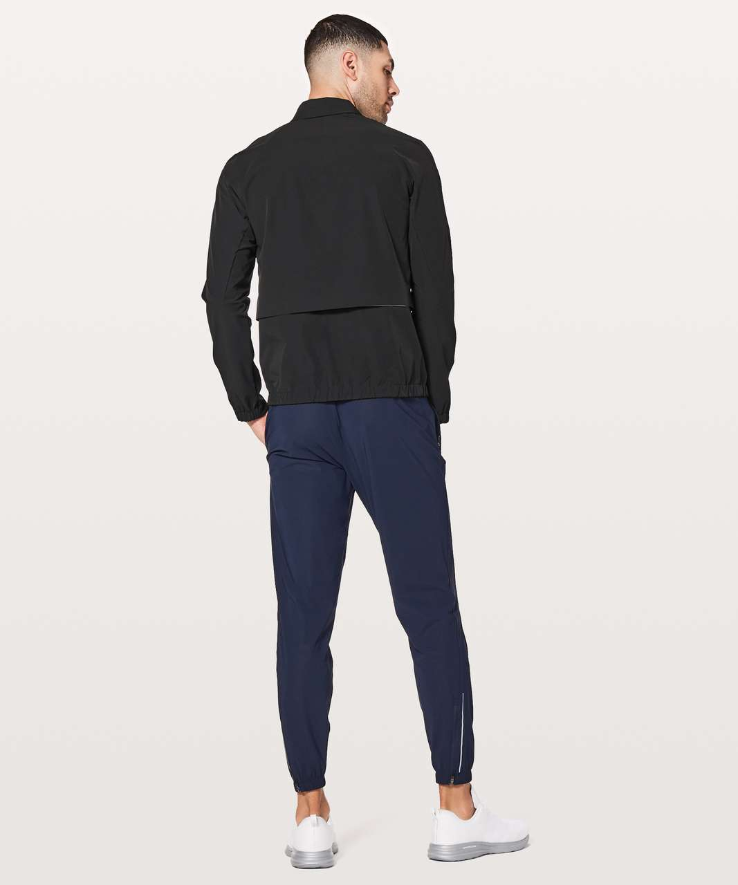 Lululemon Coaches Jacket - Black