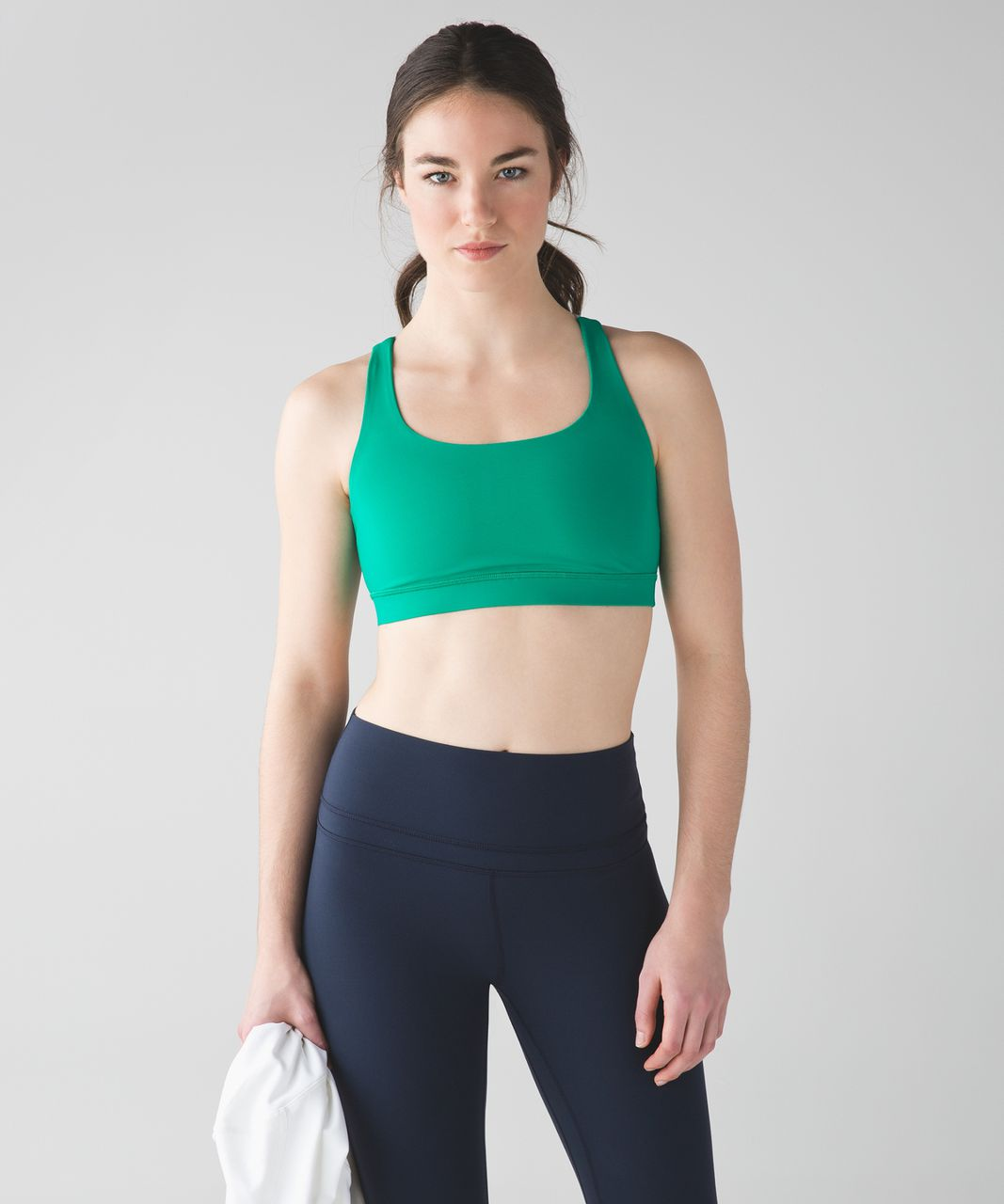 Lululemon Energy Bra - Jungle / Seven Wonders Multi