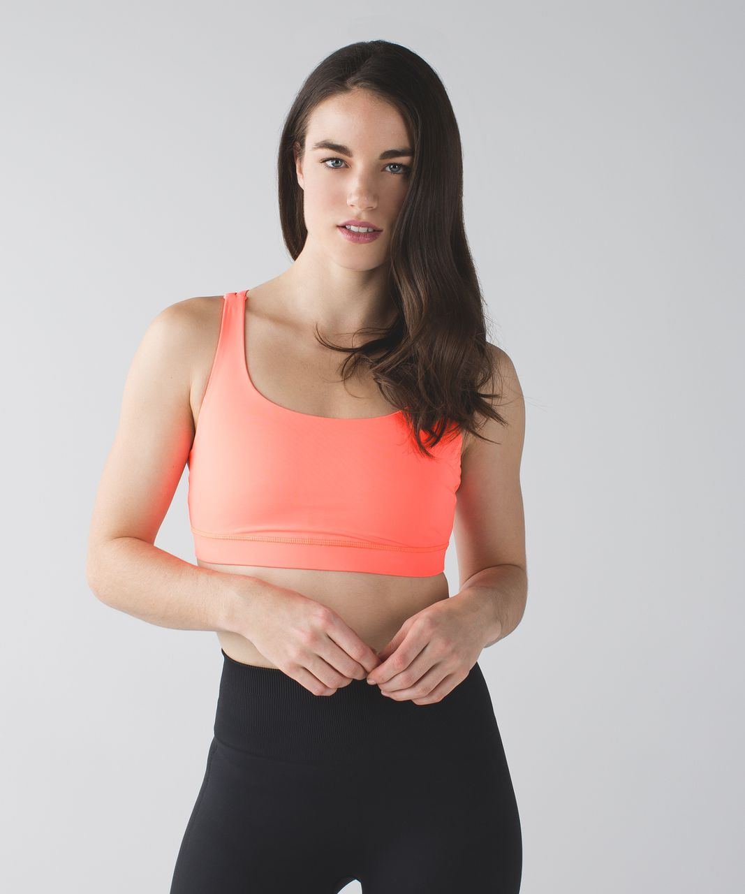 Lululemon Energy Bra - Very Light Flare