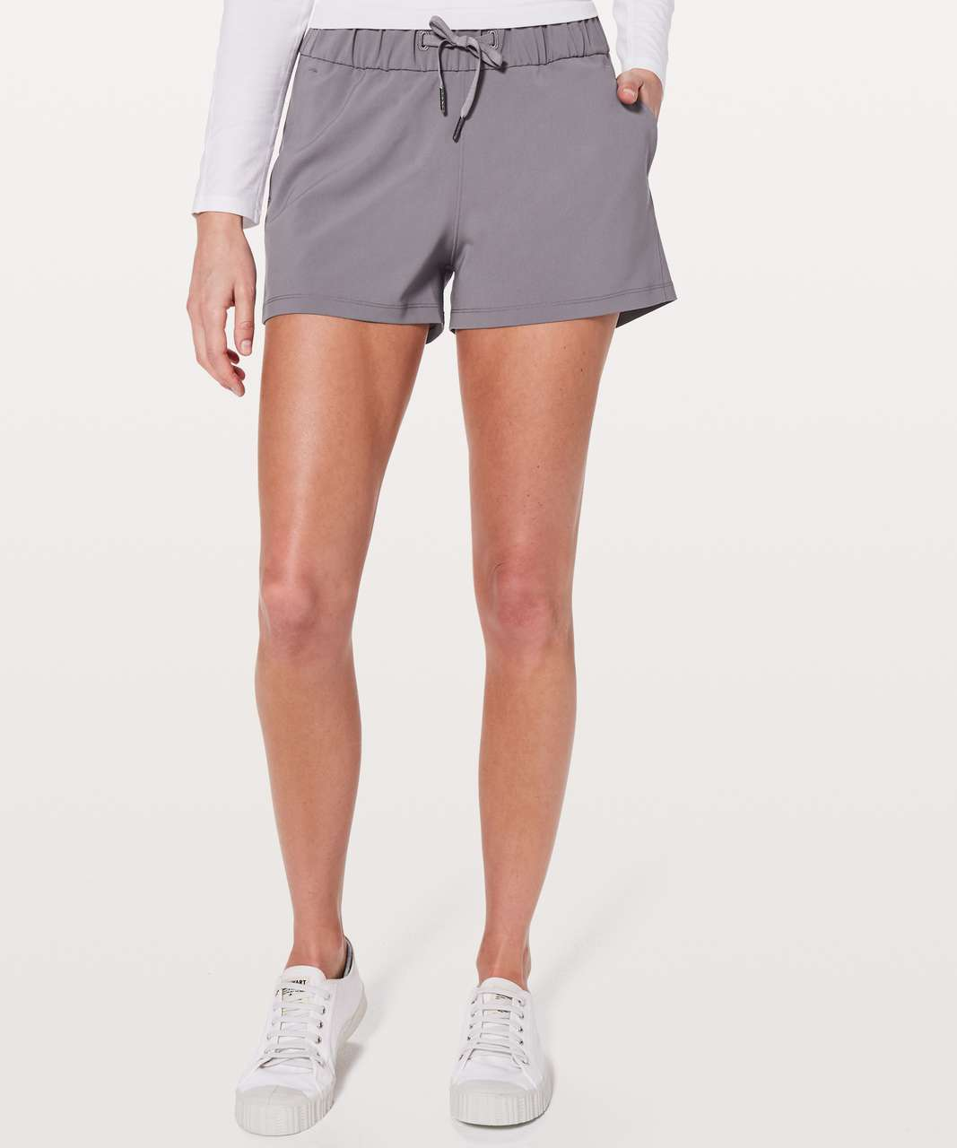 "Lululemon On The Fly Short *Woven *2.5"" - Magnum"