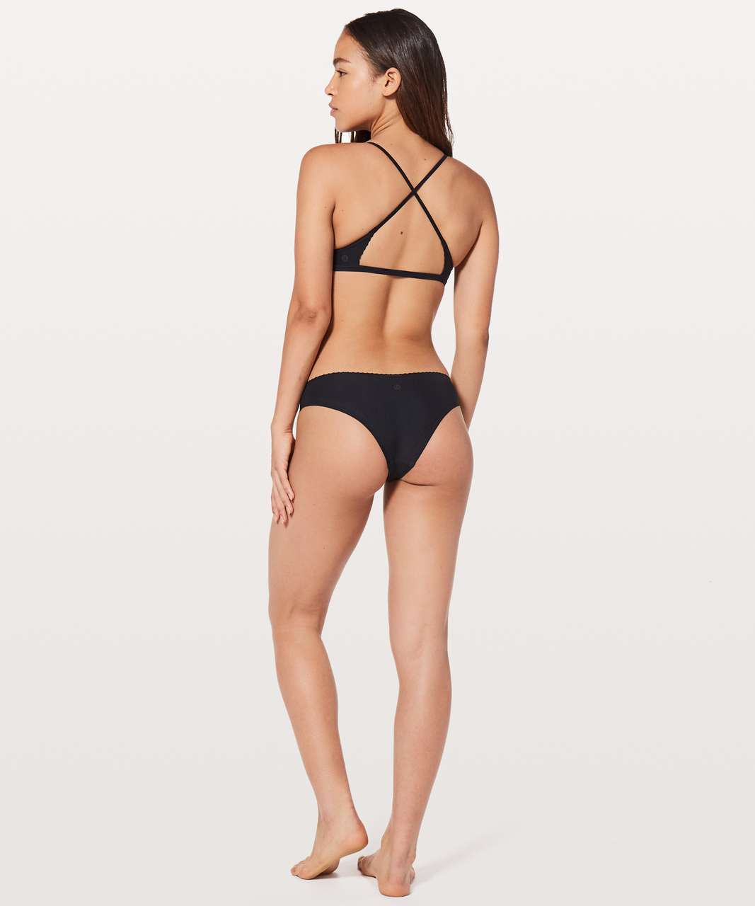 Lululemon Will The Wave Bikini Top - Black