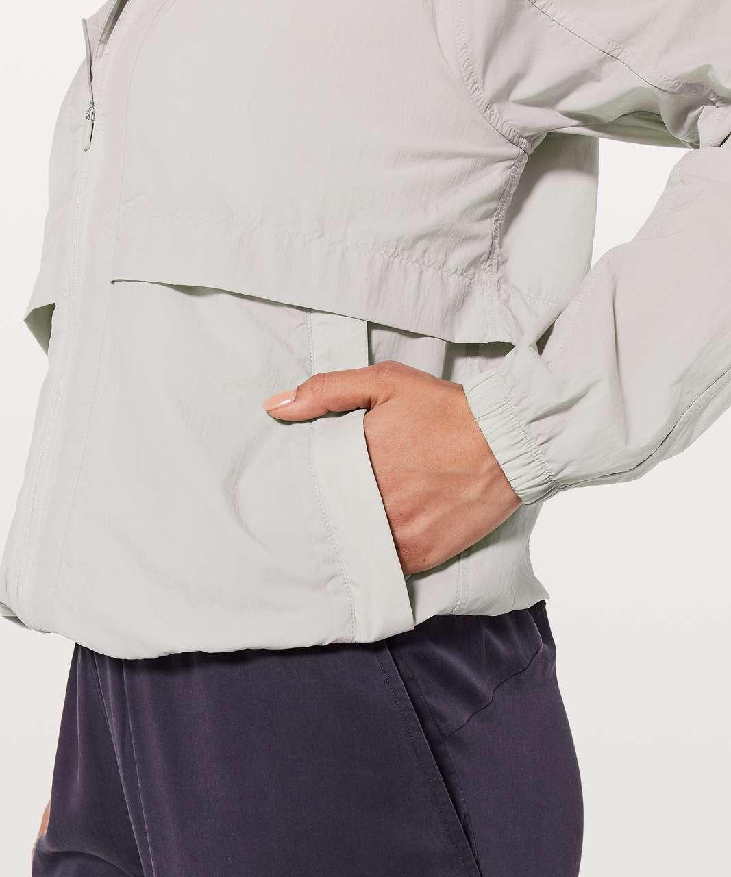 Lululemon Hood Lite Jacket - Chrome