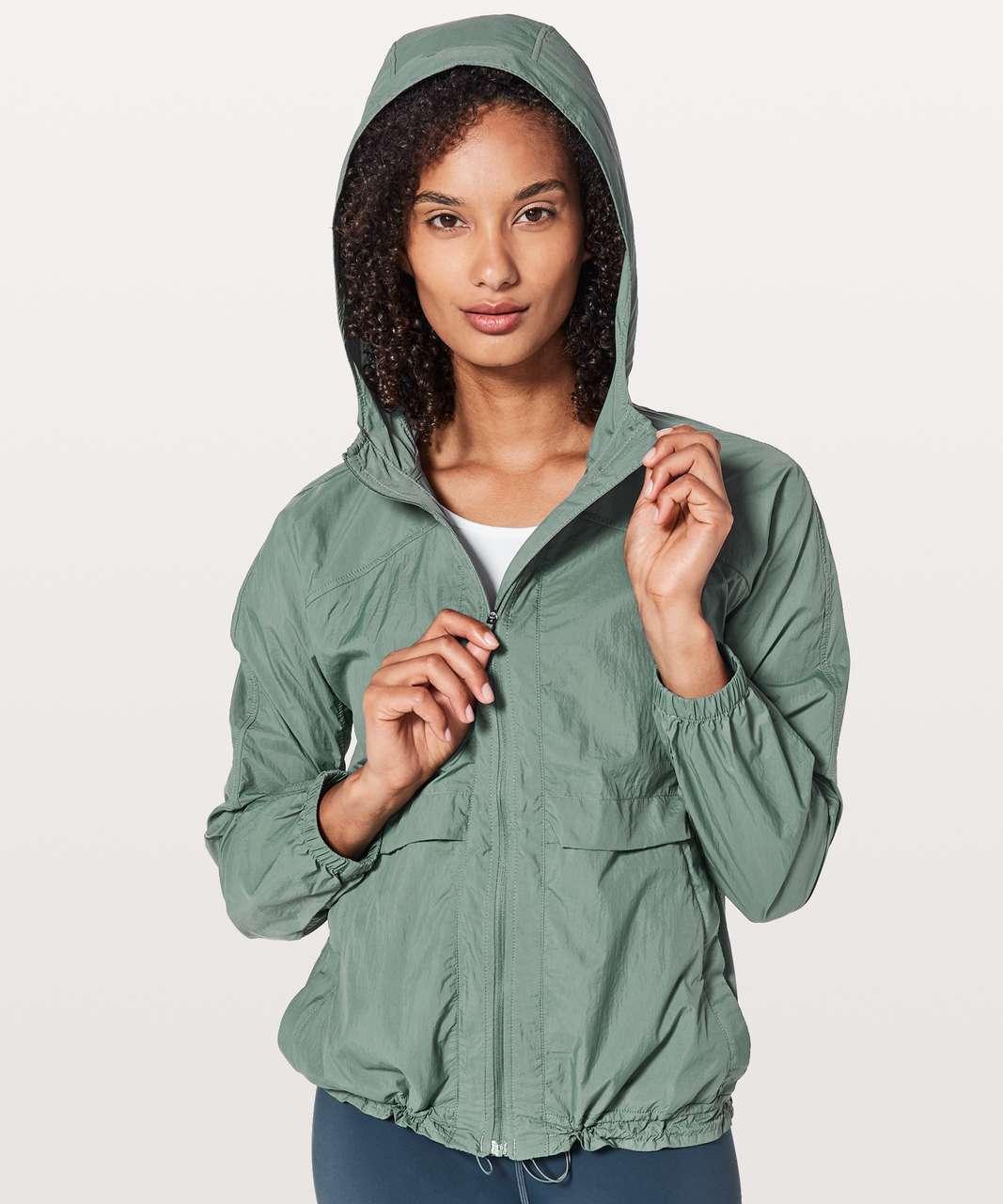 Lululemon Hood Lite Jacket - Juniper