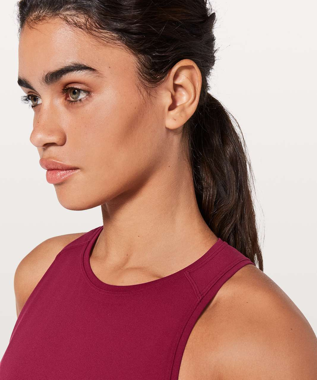 Lululemon Get Going Dress - Ruby Wine