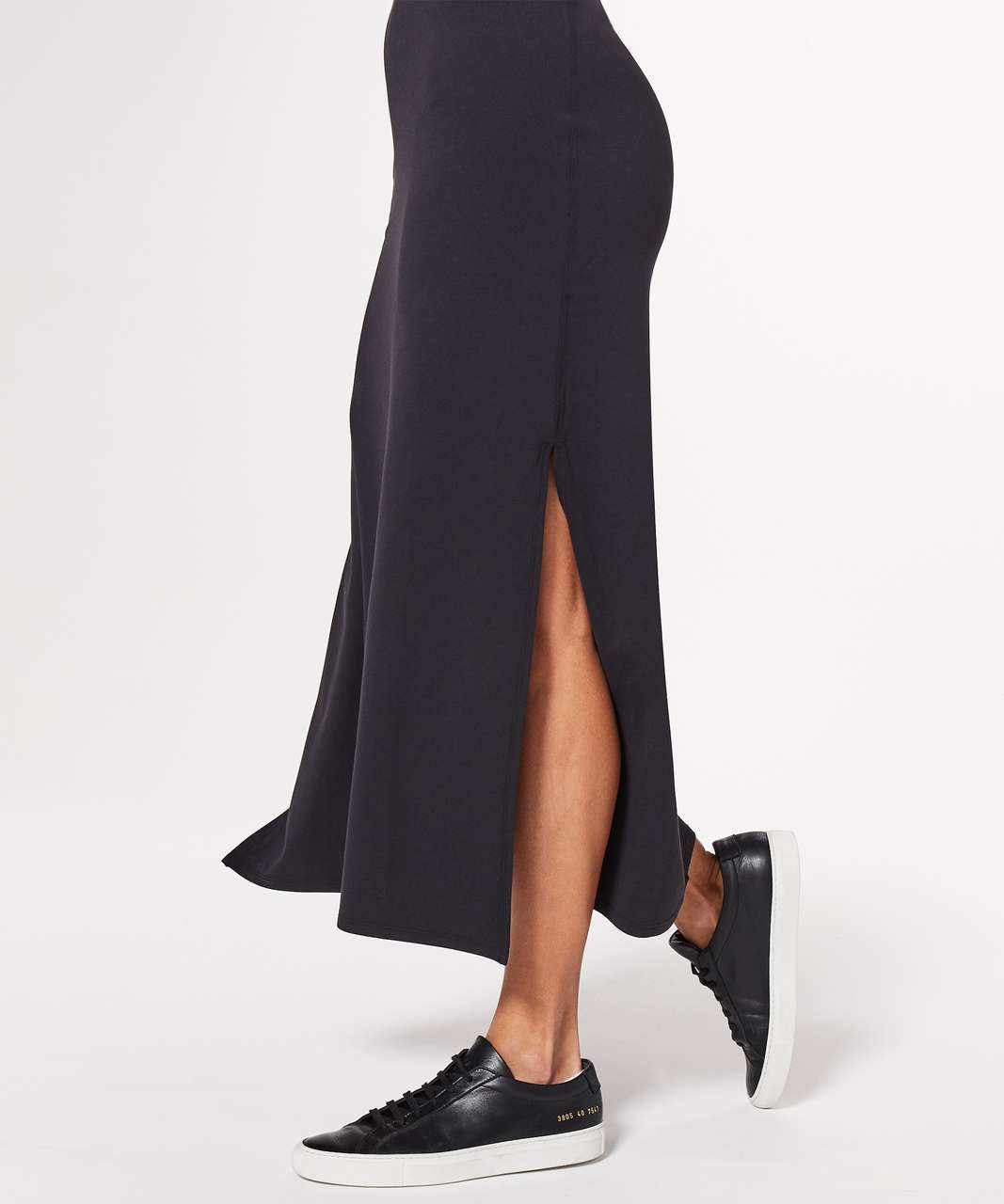 Lululemon Get Going Dress - Black (First Release)