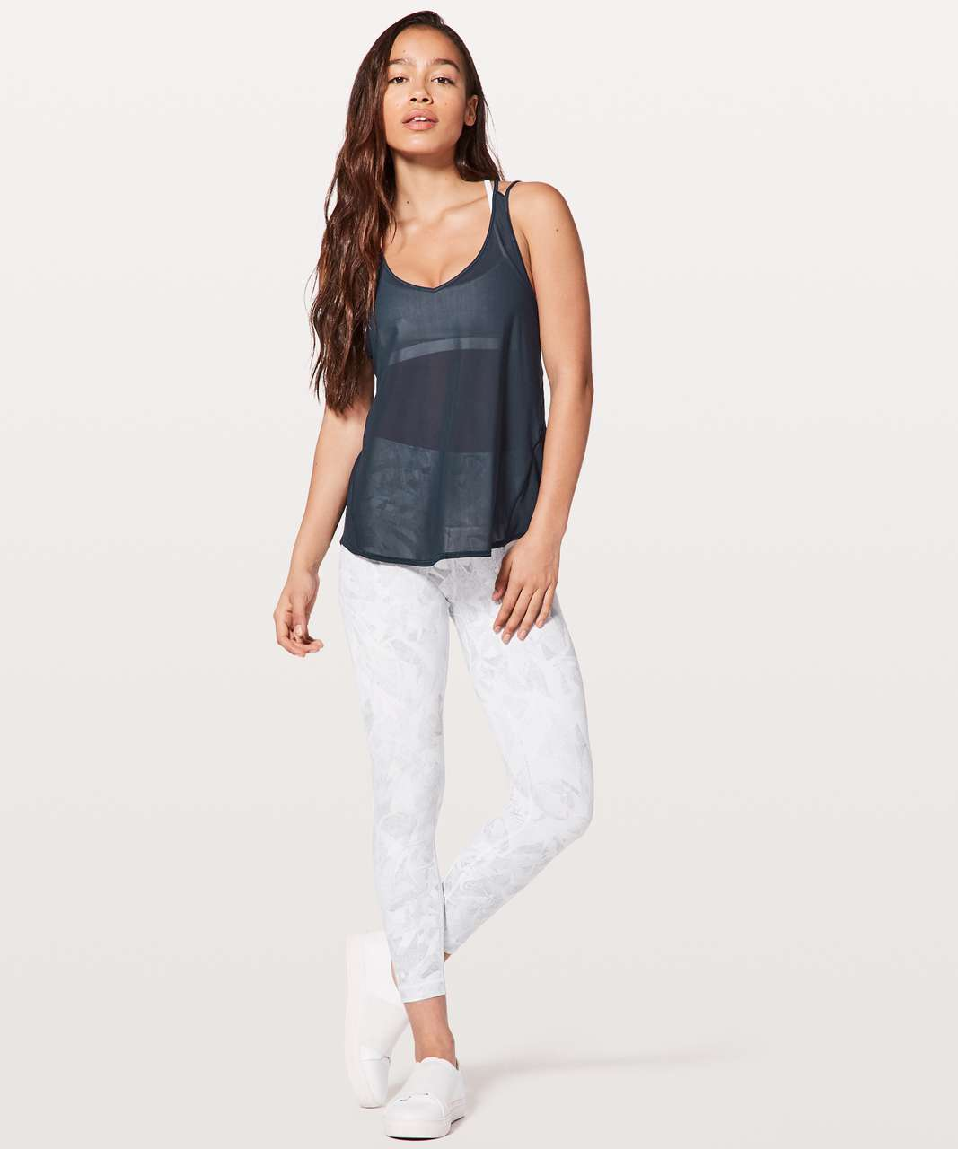 Lululemon Such A Cinch Tank - True Navy
