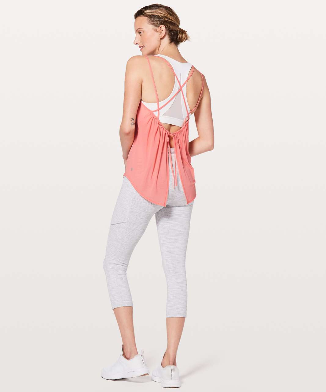 Lululemon Such A Cinch Tank - Light Coral