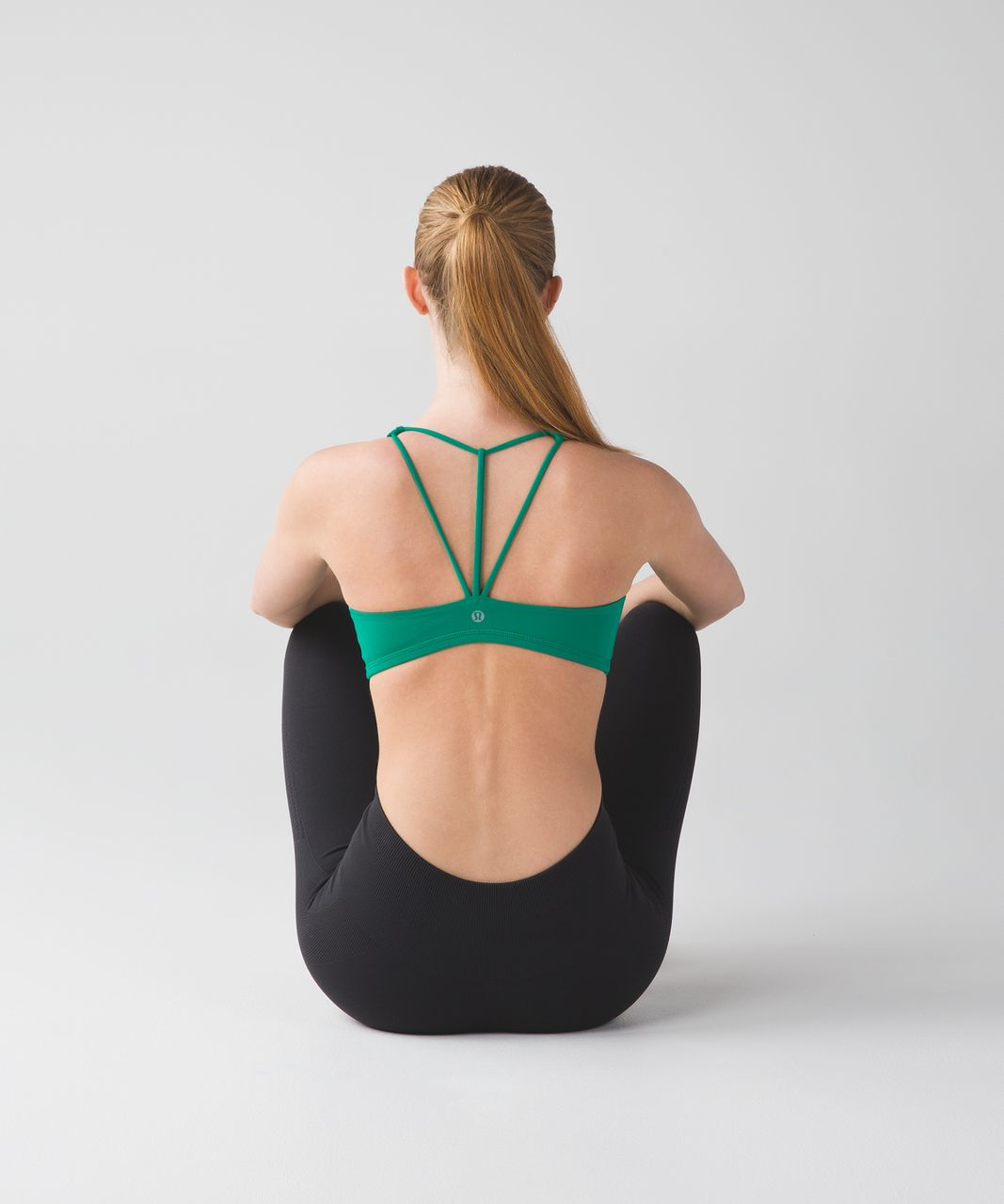 Lululemon Free To Be Bra Trinity - Jungle