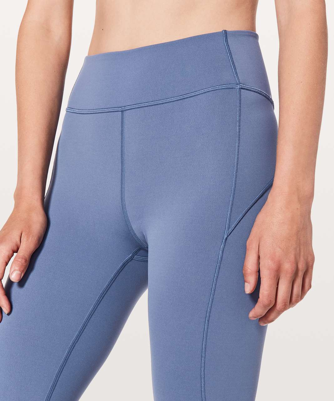 "Lululemon In Movement 7/8 Tight *Everlux 25"" - Brilliant Blue"