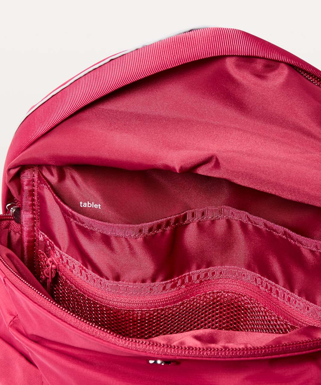 Lululemon Run All Day Backpack II *13L - Ruby Red