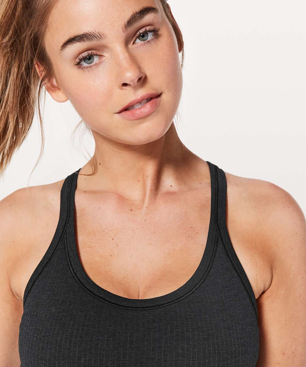 Lululemon Ebb To Street Tank II - Black