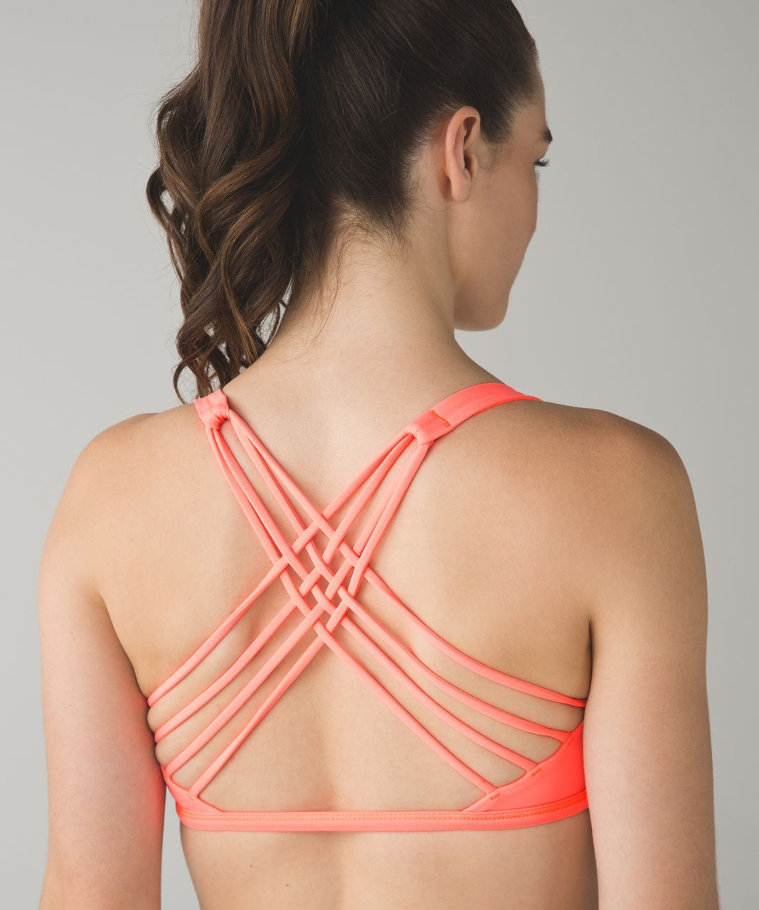 Lululemon Free To Be Bra (Wild) - Very Light Flare