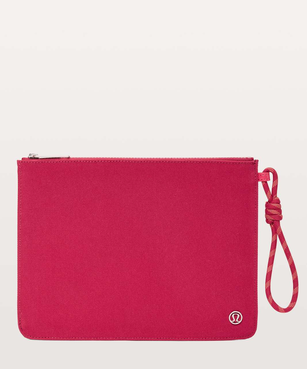 Lululemon All Zipped Up Pouch - Ruby Red