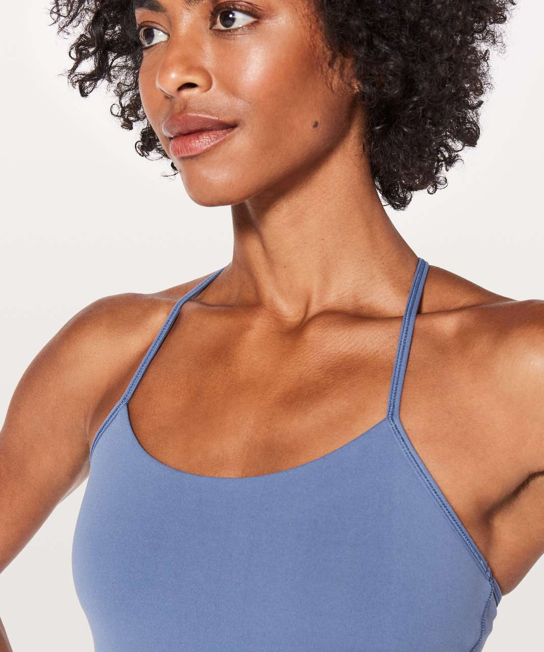 Lululemon Power Pose Tank - Brilliant Blue