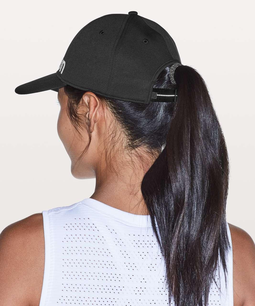 Lululemon Baller Hat *Squad - Black / White