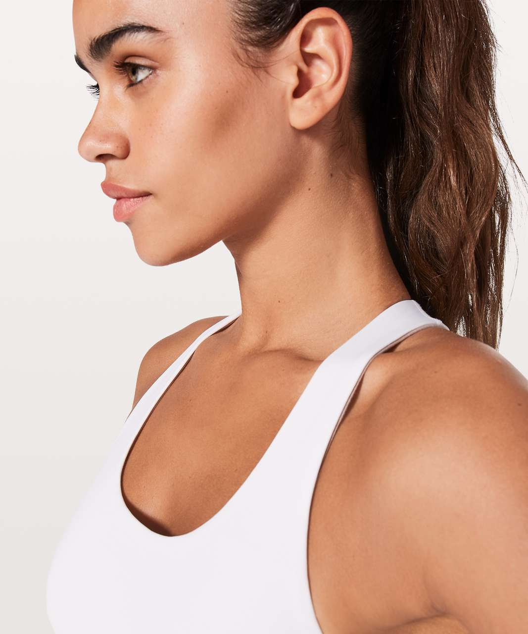 Lululemon Time To Sweat Bra - White