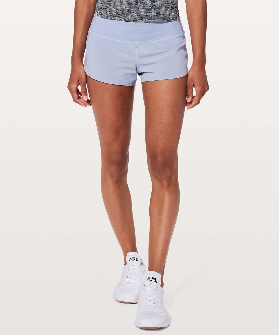 "Lululemon Speed Up Short *2.5"" - Berry Mist"