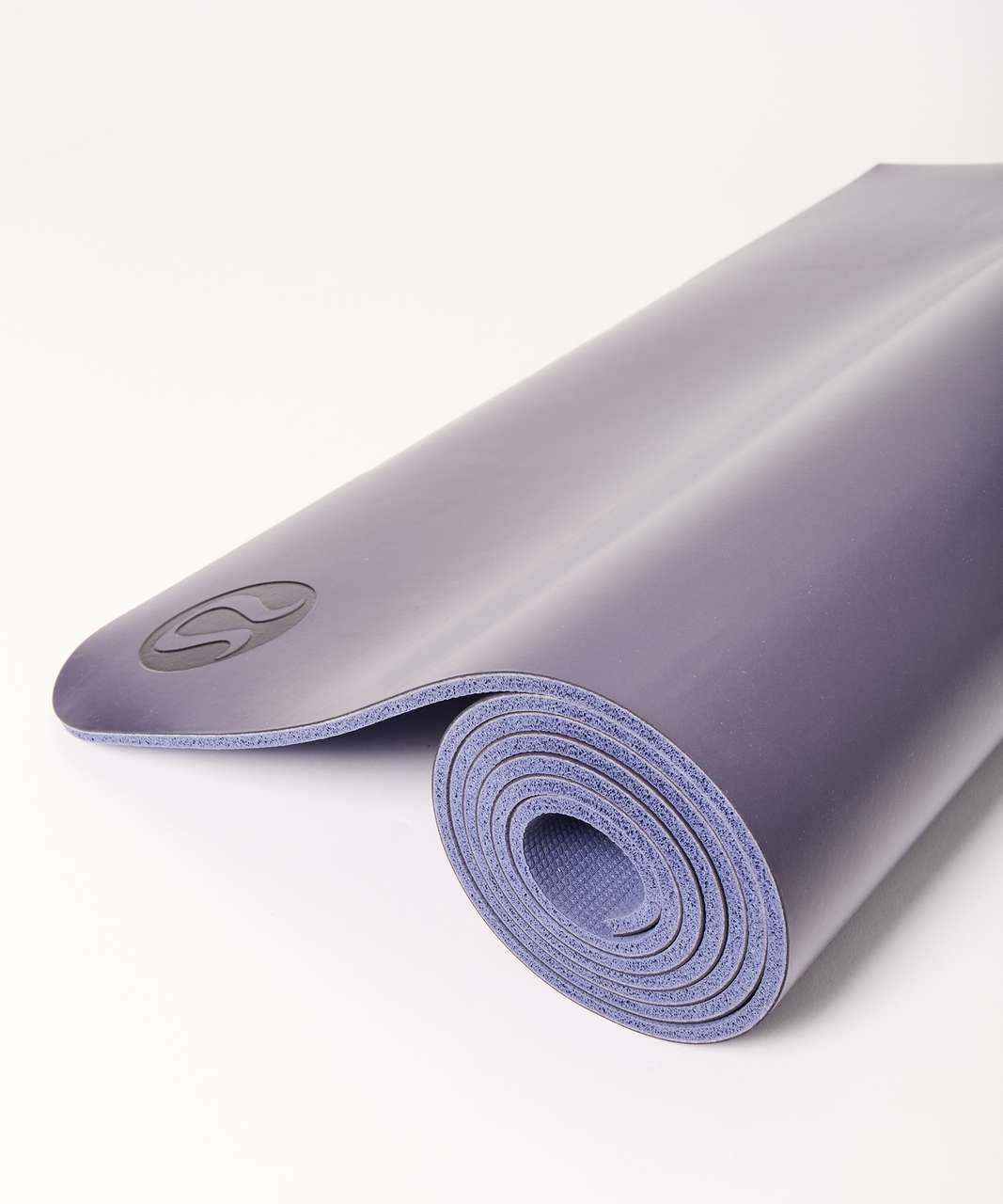 6fd9d7fb3c Lululemon The Reversible Mat 5mm - Nightfall / Brilliant Blue - lulu  fanatics
