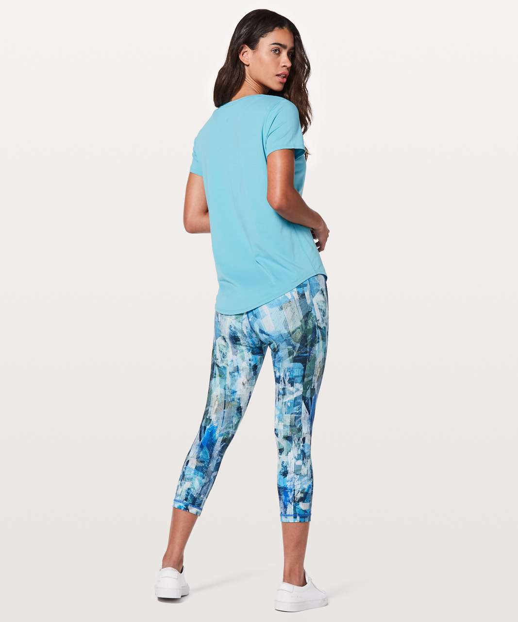 Lululemon Love Crew III - Eton Blue