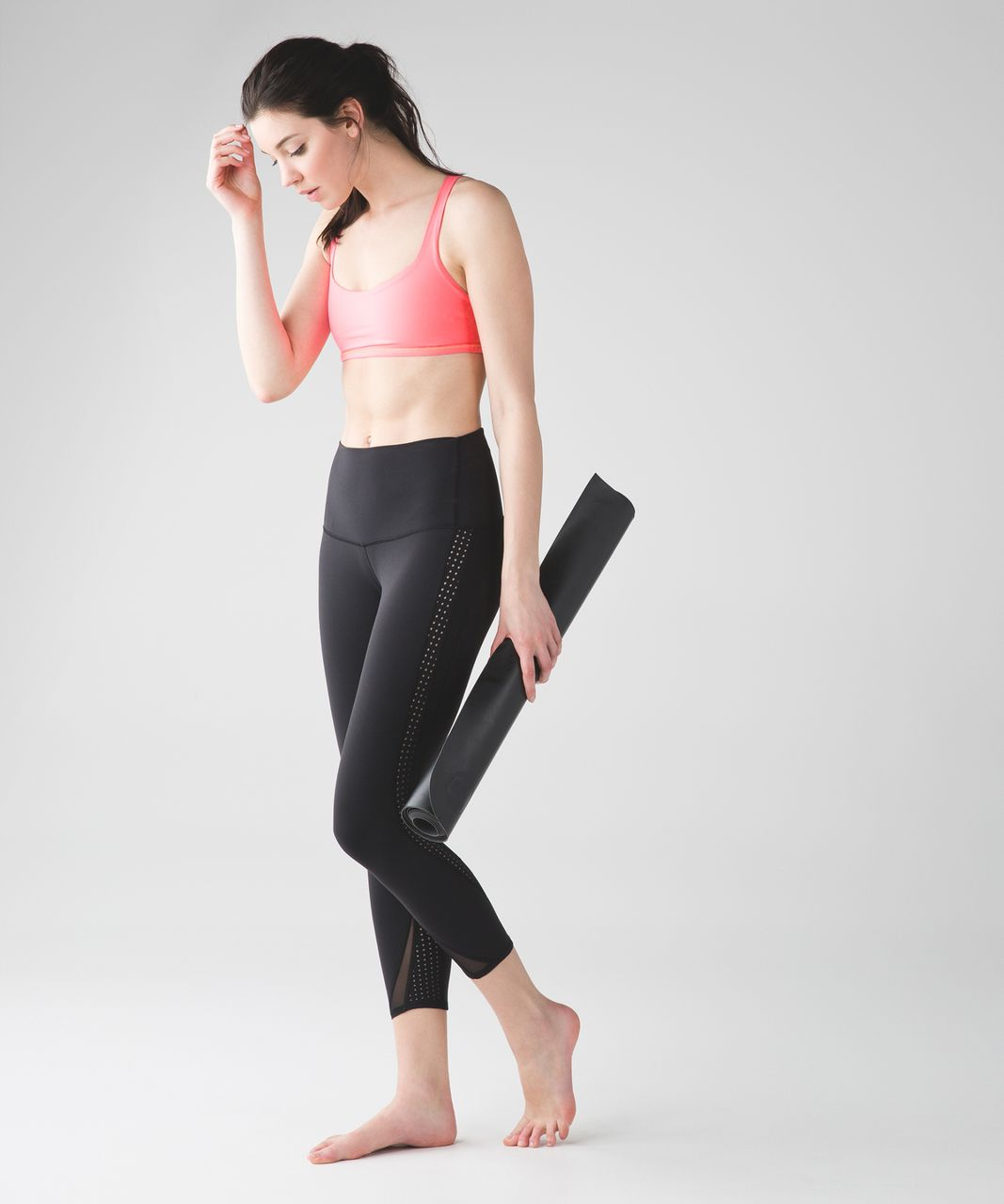 Lululemon Free To Be Bra (Wild) - Flash Light