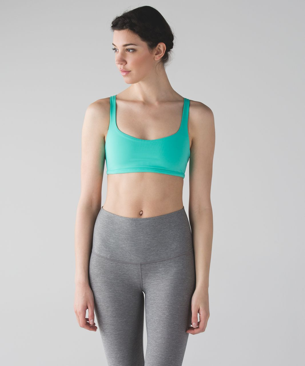 Lululemon Free To Be Bra (Wild) - Bali Breeze / Pretty Lace Bali Breeze Alberta Lake