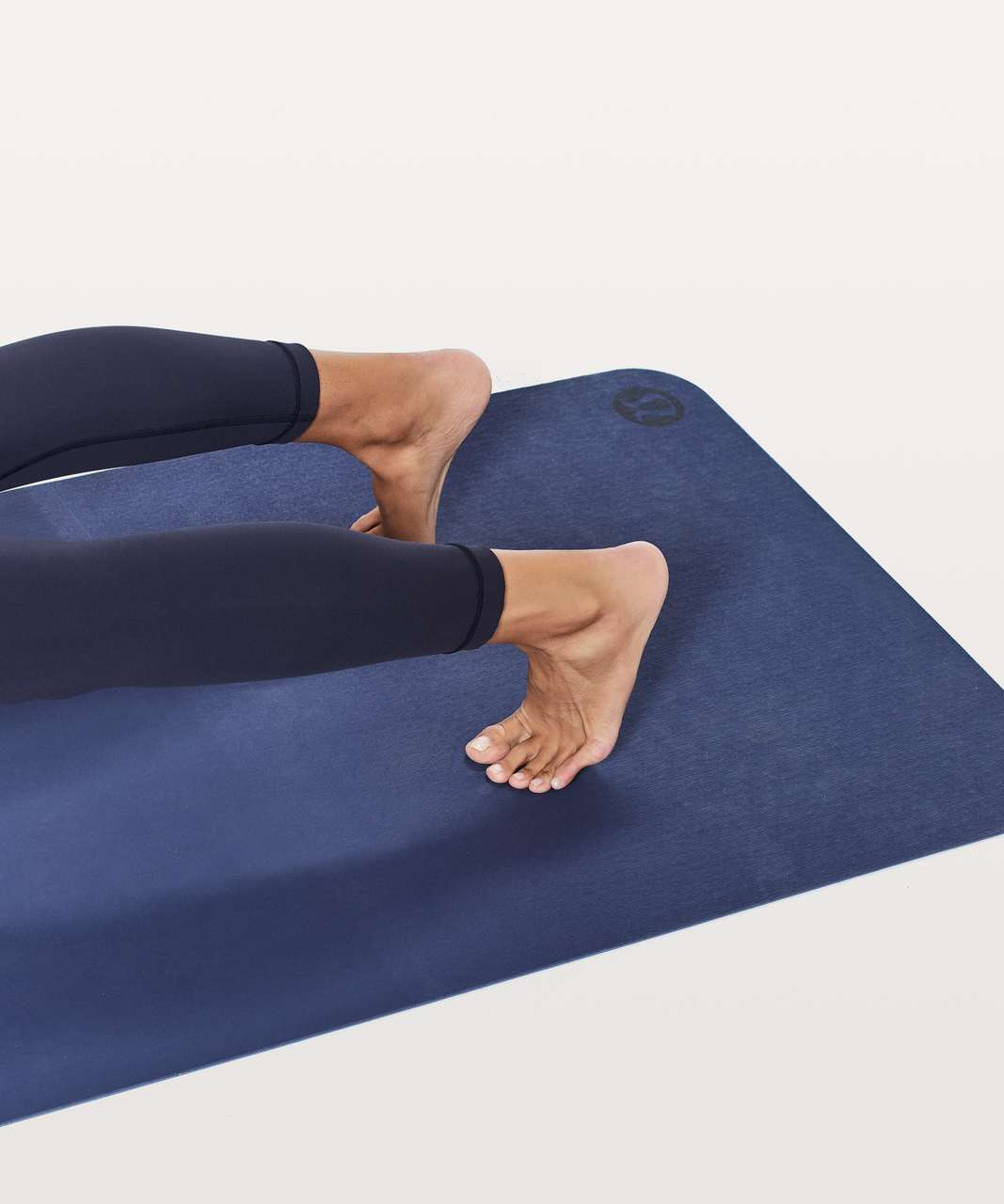Lululemon Namastay Mat - Moody Blues / Brilliant Blue
