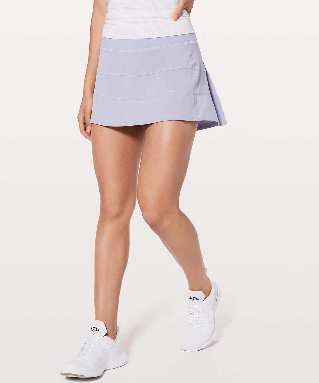 "Lululemon Pace Rival Skirt (Regular) *4-way Stretch 13"" - Berry Mist"