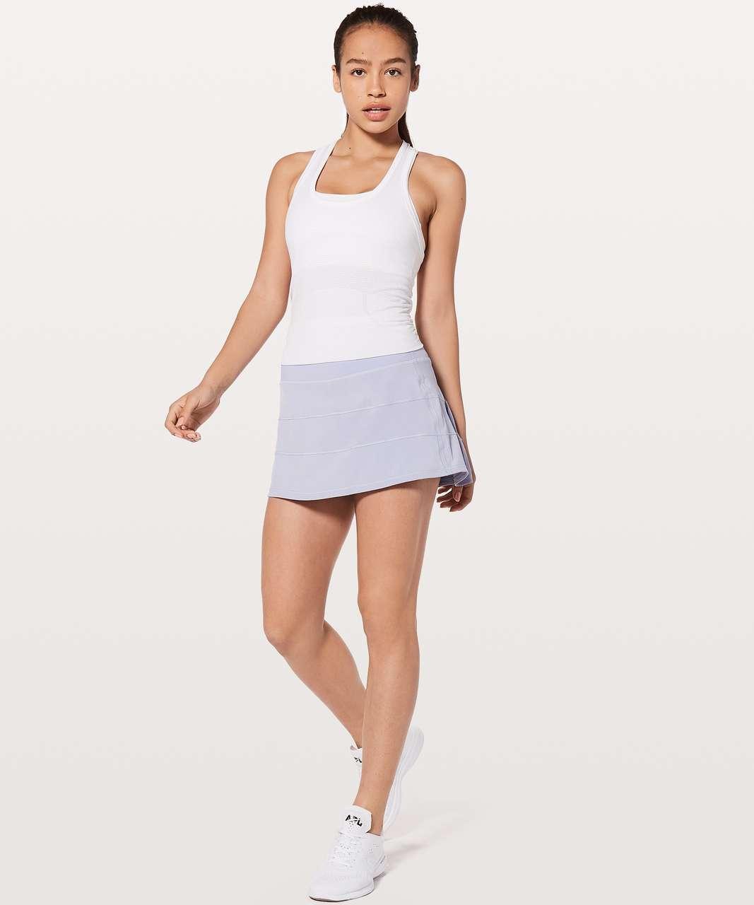 "Lululemon Pace Rival Skirt (Regular) *4-way Stretch 13"" - Berry Mist"
