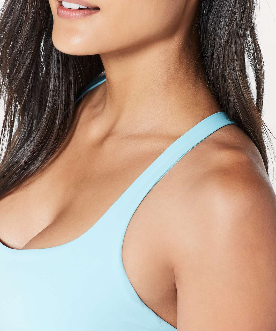 Lululemon Free To Be Bra (Wild) - Blue Glow
