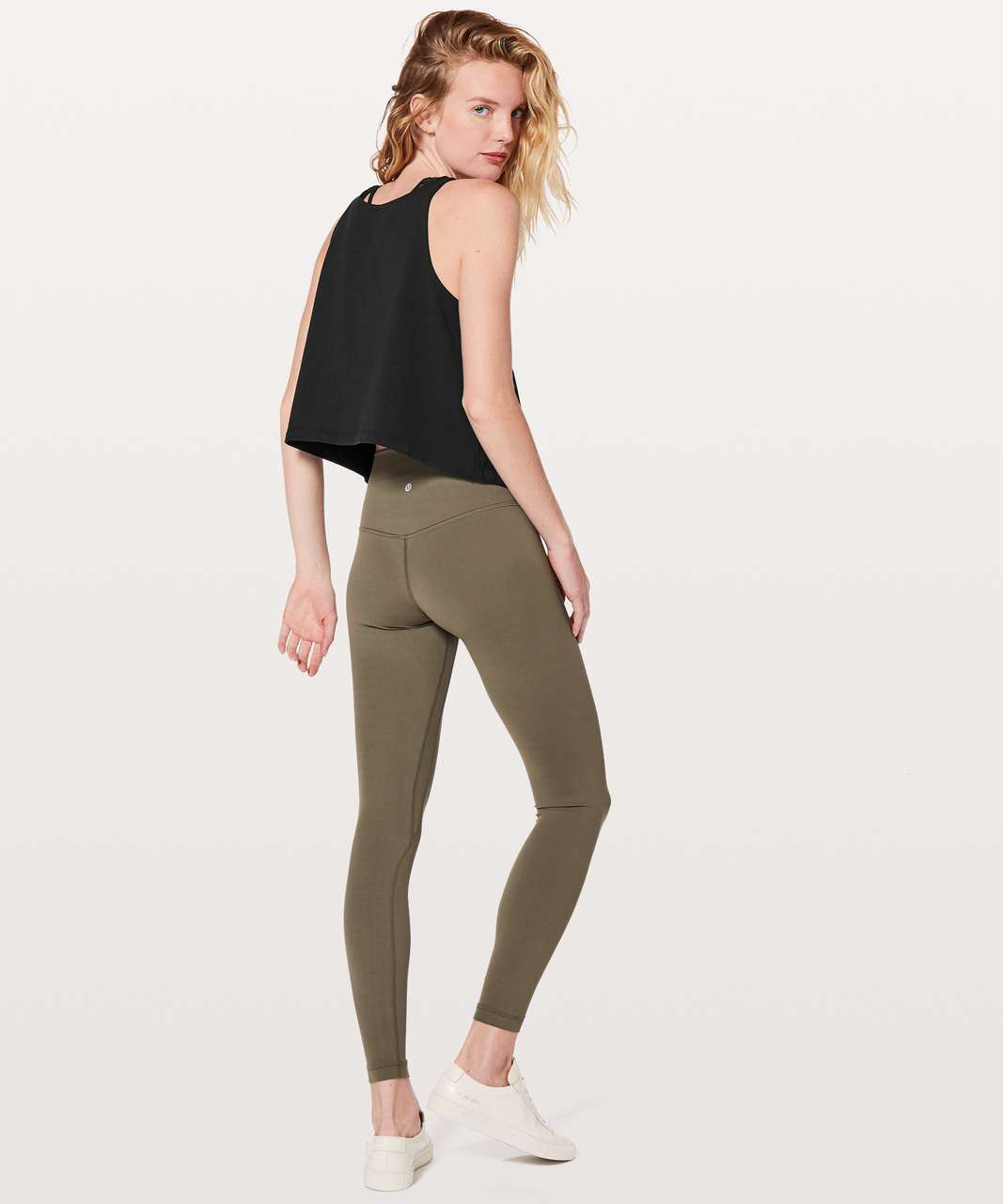 Lululemon Blissed Out Tank - Black