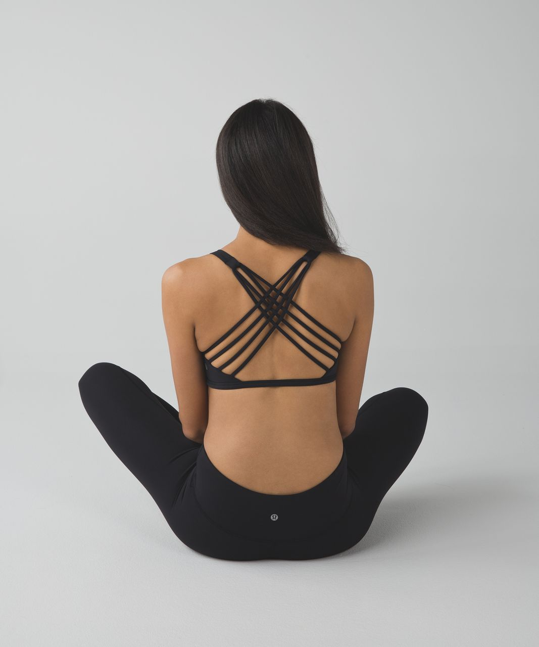 Lululemon Free To Be Bra (Wild) - Black