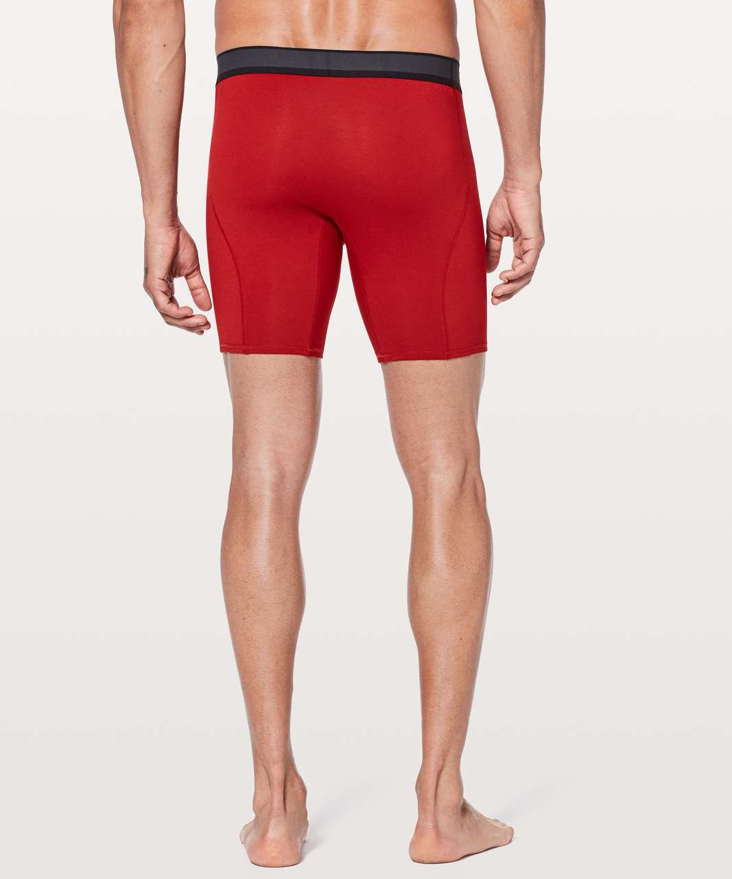 "Lululemon No Boxer Boxer (The Long One) *7.5"" - Game Day Red"