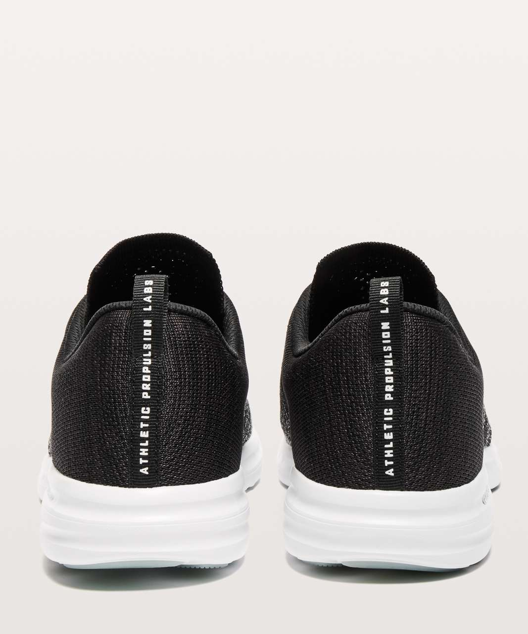 Lululemon Mens TechLoom Pro Shoe - White / Heather Grey / Black
