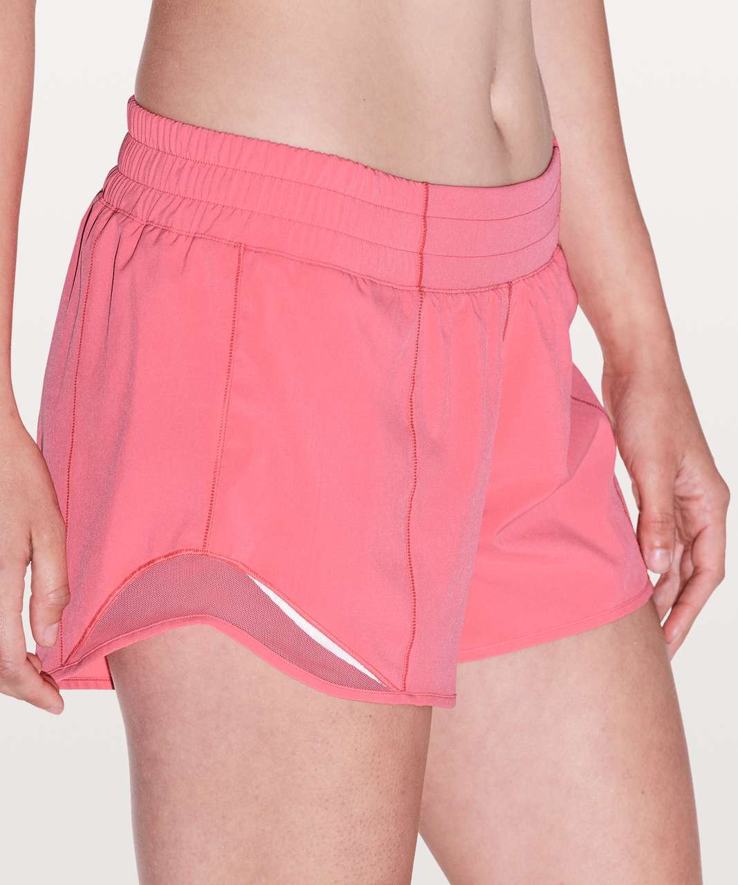 "Lululemon Hotty Hot Short II *Long 4"" - Glossy"