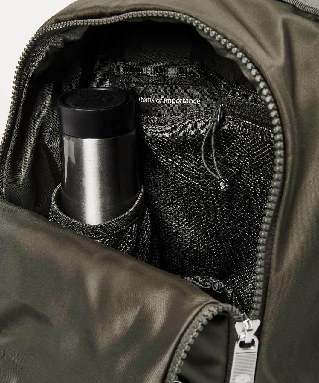 Lululemon City Adventurer Backpack *Mini 12L - Dark Olive