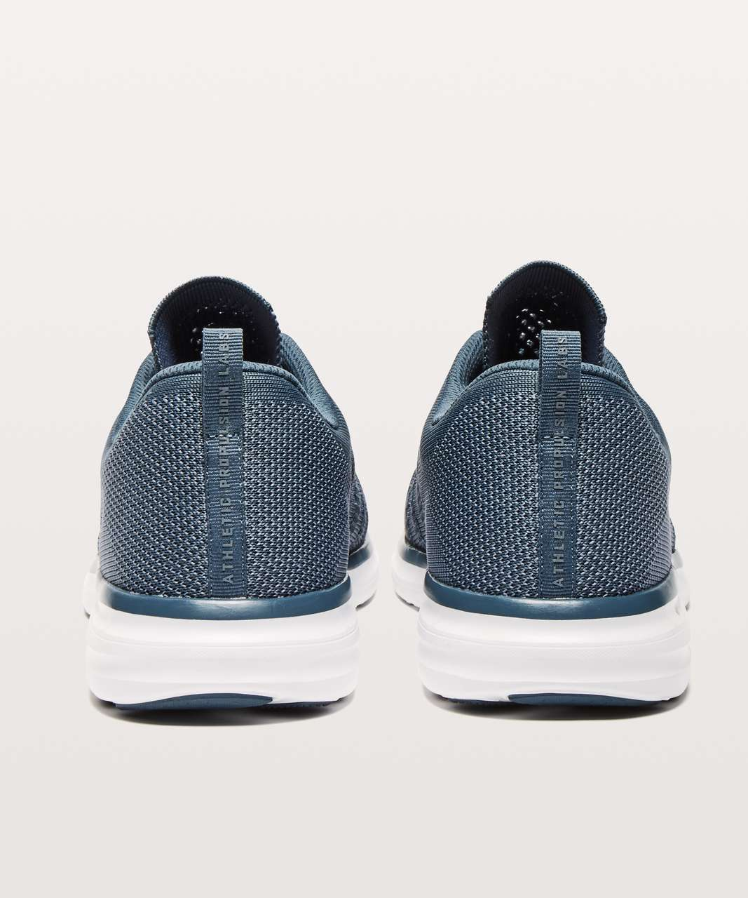 Lululemon Mens TechLoom Pro Shoe *Exclusive - Iron Blue / White