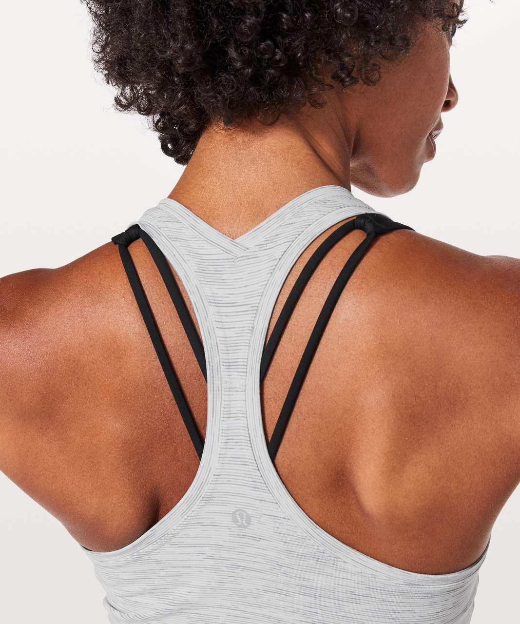 Lululemon Cool Racerback II - Wee Are From Space Nimbus Battleship (First Release)