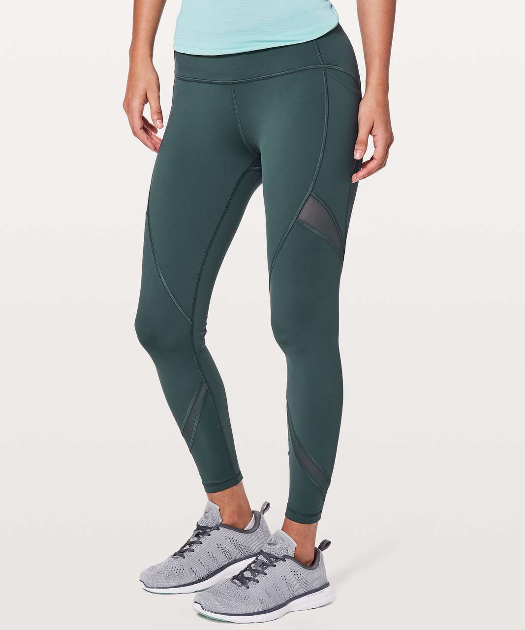 "Lululemon On Pace Tight 7/8 *25"" - Gravity"