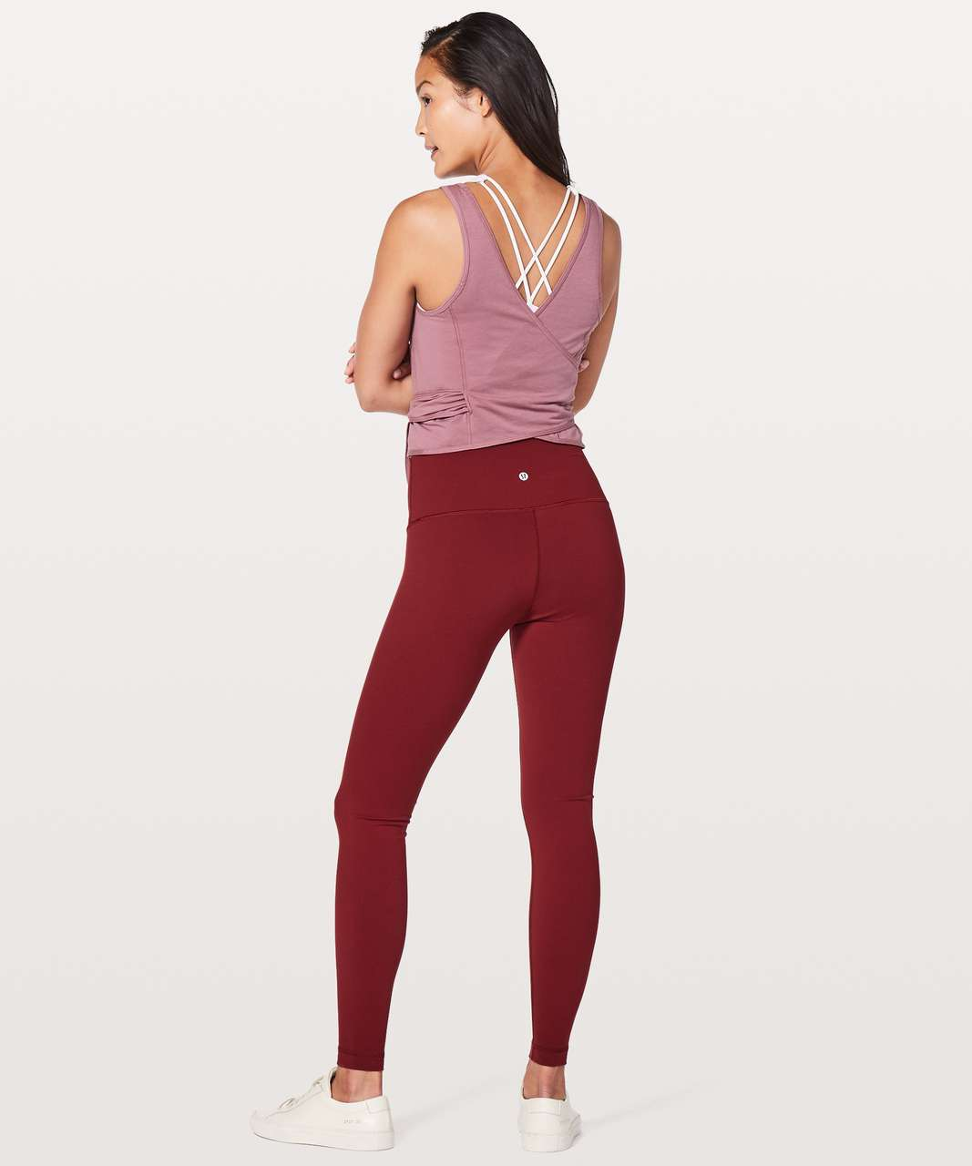 Lululemon Its A Tie Tank - Figue