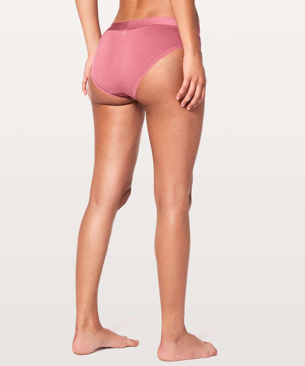 Lululemon Mula Bandhawear Bikini - Cherry Dust