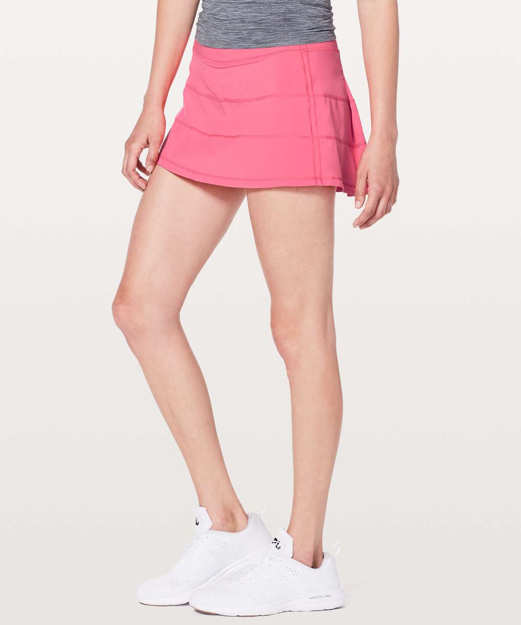 "Lululemon Pace Rival Skirt (Regular) *4-way Stretch 13"" - Glossy"