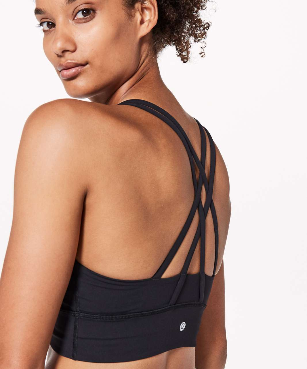 Lululemon Energy Bra *Long Line - Black