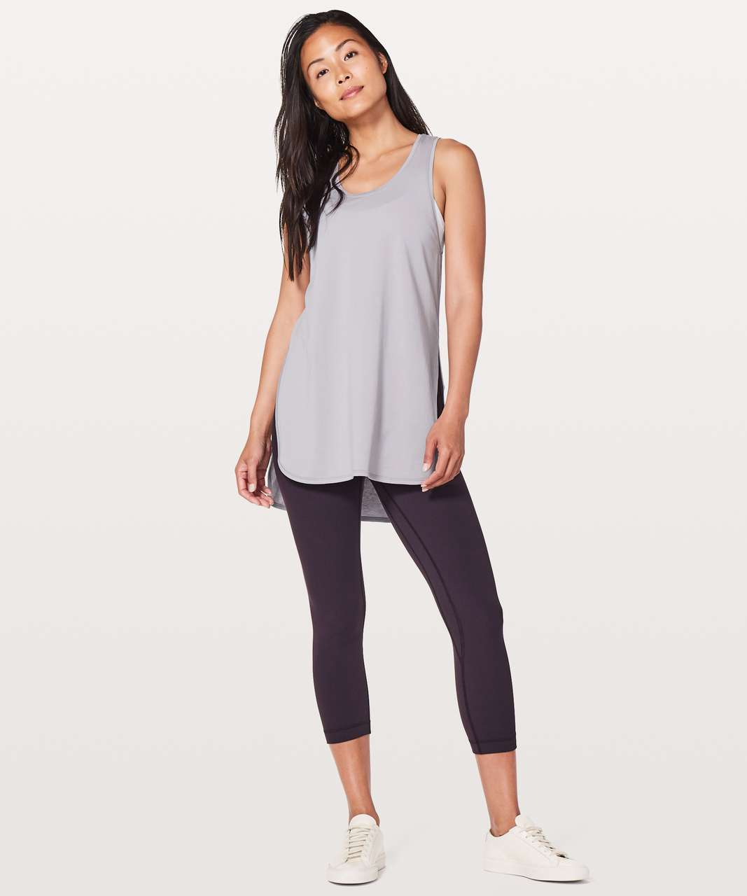 Lululemon Side Story Tank - Lavender Grey