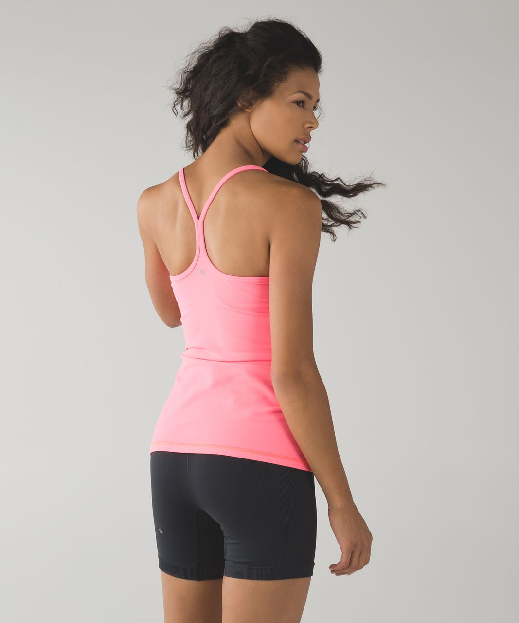 Lululemon Power Y Tank - Flash Light