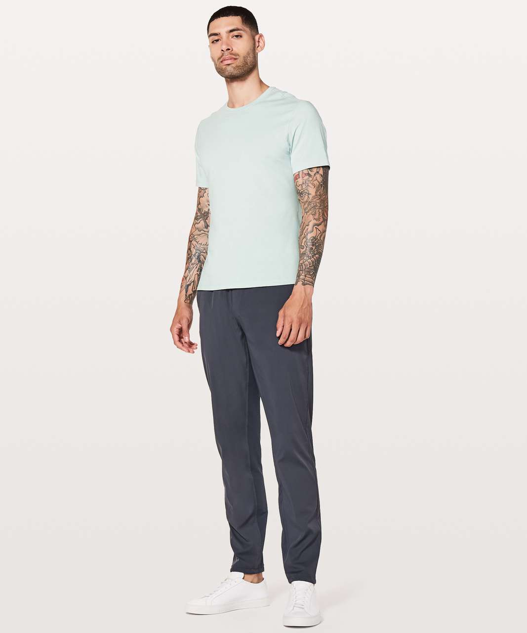 Lululemon 5 Year Basic Tee *Updated Fit - Pelican