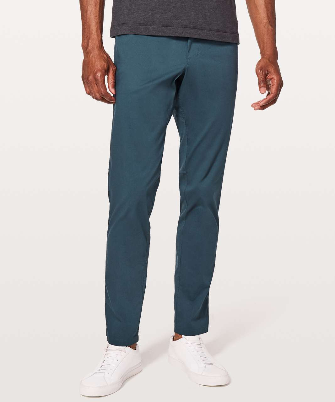 "Lululemon ABC Pant Slim *Swift Cotton 34"" - Mach Blue"