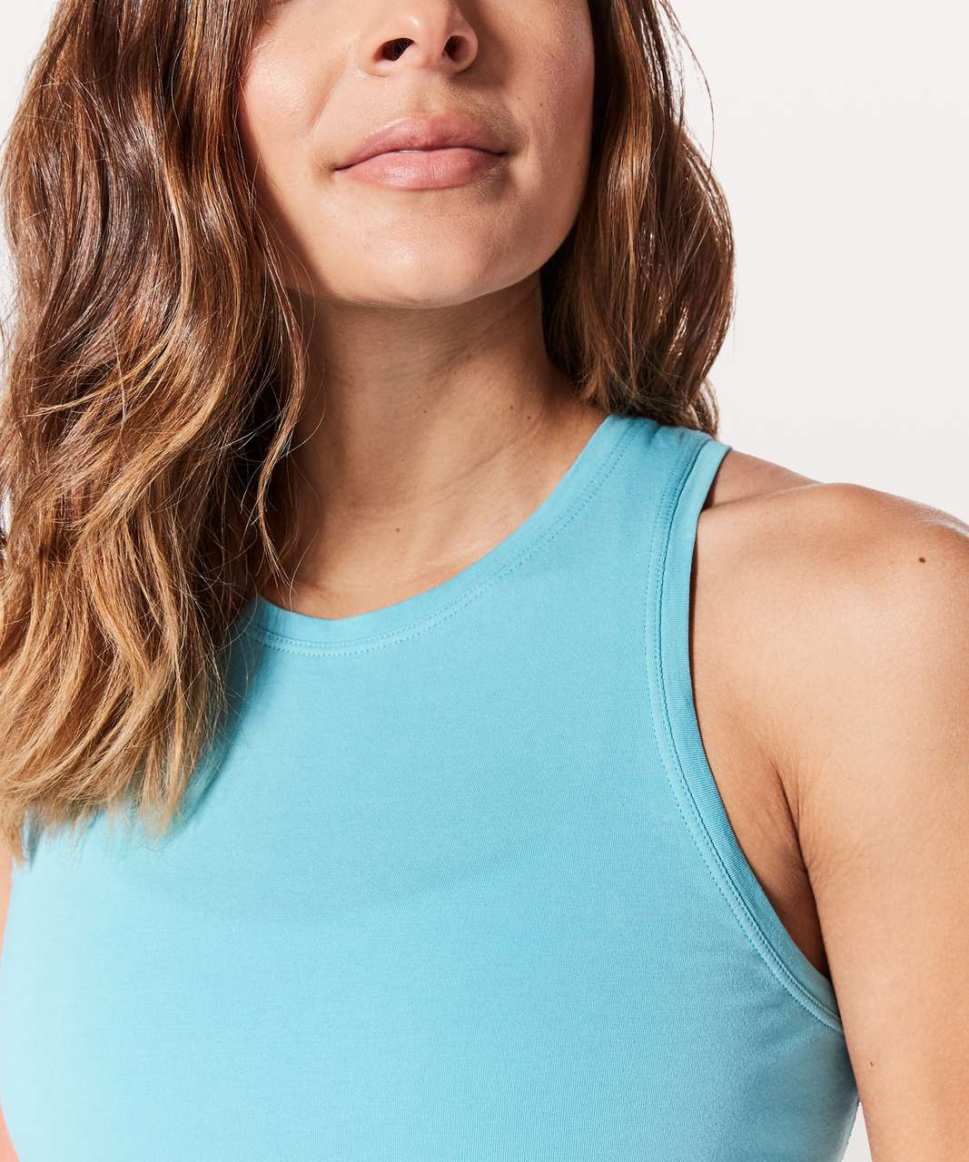 Lululemon All Tied Up Tank - Eton Blue